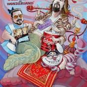 The Dude Abides in Wonderland