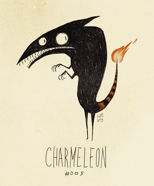 Vaughn-Pinpin-Tim-Burton-Pokemon-Charmeleon