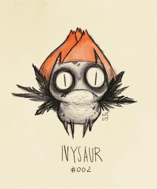 Vaughn-Pinpin-Tim-Burton-Pokemon-Ivysaur