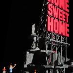 Home Sweet Home: A Satirical Diorama Sculpture by  Greek Artist Polychroniadis