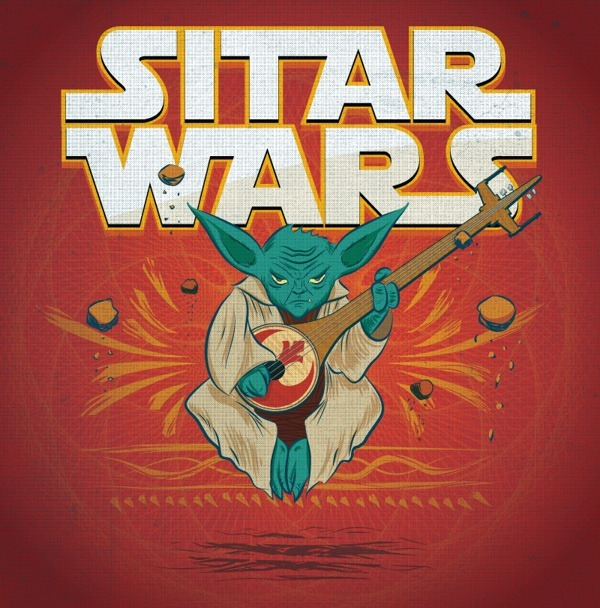 Sitar-Wars-Yoda---Rickshaw-Run-2013