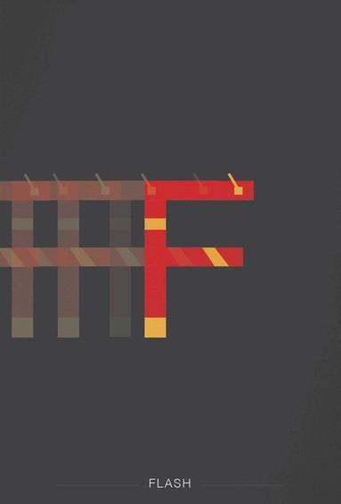 Flash-Helvetica-Heroes