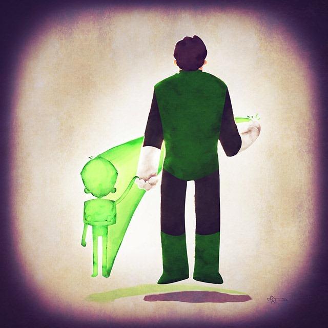 Green-Lantern-Dad