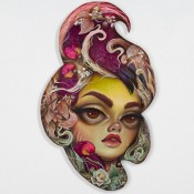 Preview Original Artwork From Spoke Art's Upcoming Weekend Exhibits