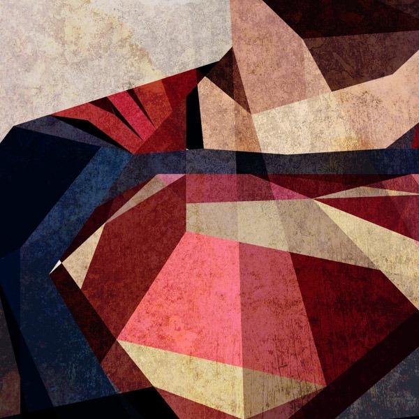 Man-of-Steel---Cubism-Art-by-Luis-Huertas-06