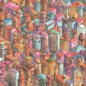 Continuous City: A Stunning Art Book and Graphic Novel About NYC