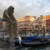 The T-Guardian Art Installation at the Venice Art Biennial