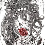 The Incredible Illustrations and Doodle Art of Maahy