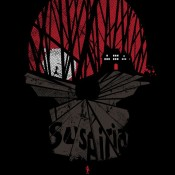 The Exorcist and Suspiria Movie Posters by David Moscati