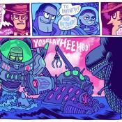 Buzz Light Jaeger vs. Kaiju Rex