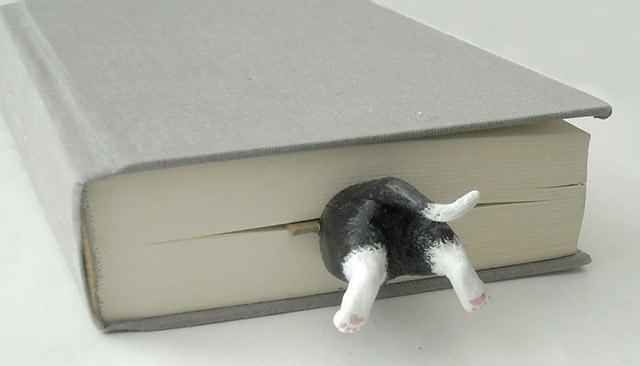 Cat-in-the-Book-Bookmark-by-kara