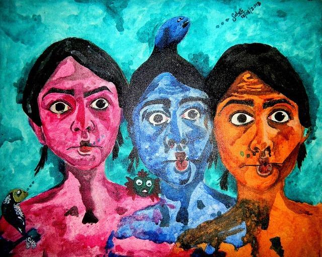 fish-face-(self)-by-Saheli