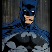 Michael Latimer's Superb Paintings of Batman and Superman