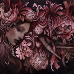 """Through The Veil"" – New Paintings by Tatiana Suarez and Craww"