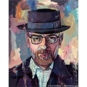 """""""Heisenberg"""" -  Art Print Inspired by Breaking Bad"""