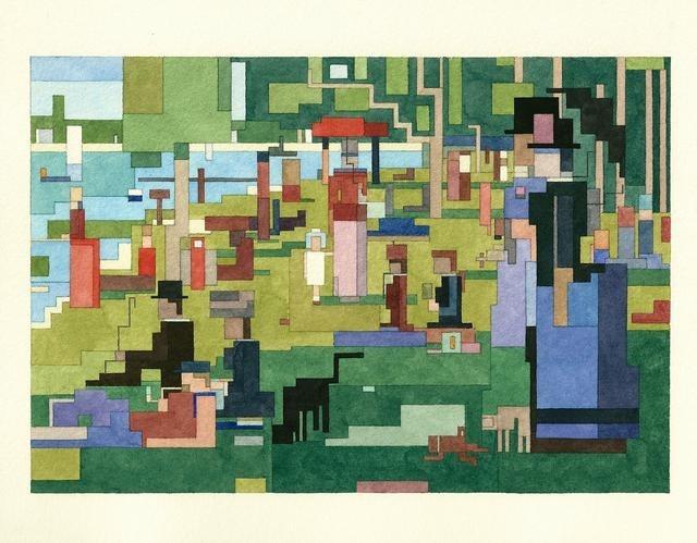 Adam Lister - A Sunday Afternoon