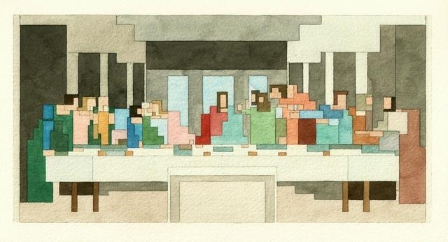 Adam Lister - The Last Supper