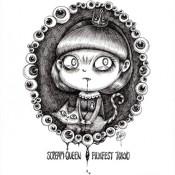 Kitten Queen: An Ink Pen Illustration by Saki Murakami