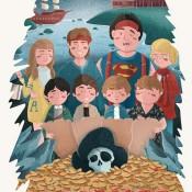 Wonderful Pop Culture Art Posters by Maria Suarez-Inclan