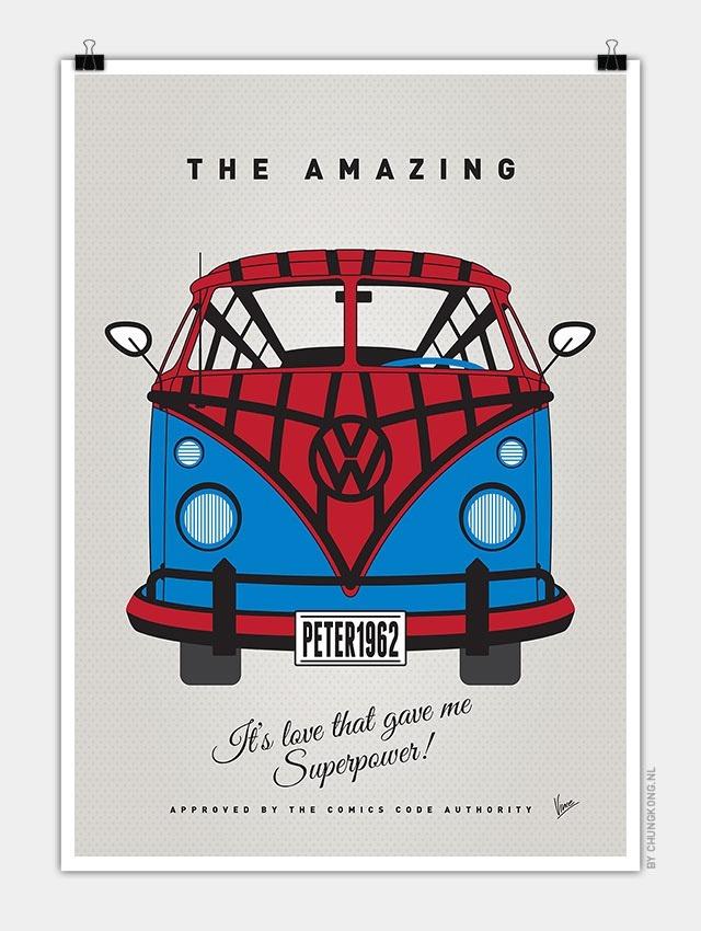 MY-SUPERHERO-VW-T1-spiderman-Chungkong