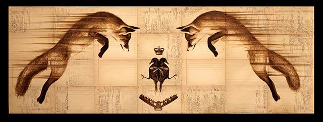 Michael-Aaron-Williams-foxes-birds-1-web