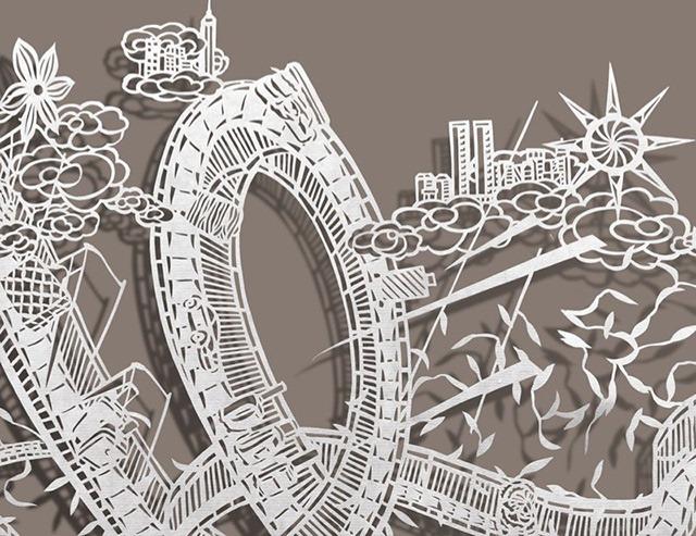 Bovey-Lee-Ribbon-Dancer-Cut-Paper-Artwork-03
