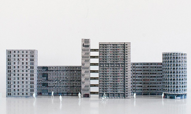 Brutal-London---Paper-Cutout-Models-of-Brutalist-London-Architecture-of-the-60s-to70s-02