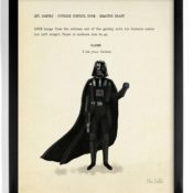 """I Am Your Father"" - An Amazing Art Print by Max Dalton"