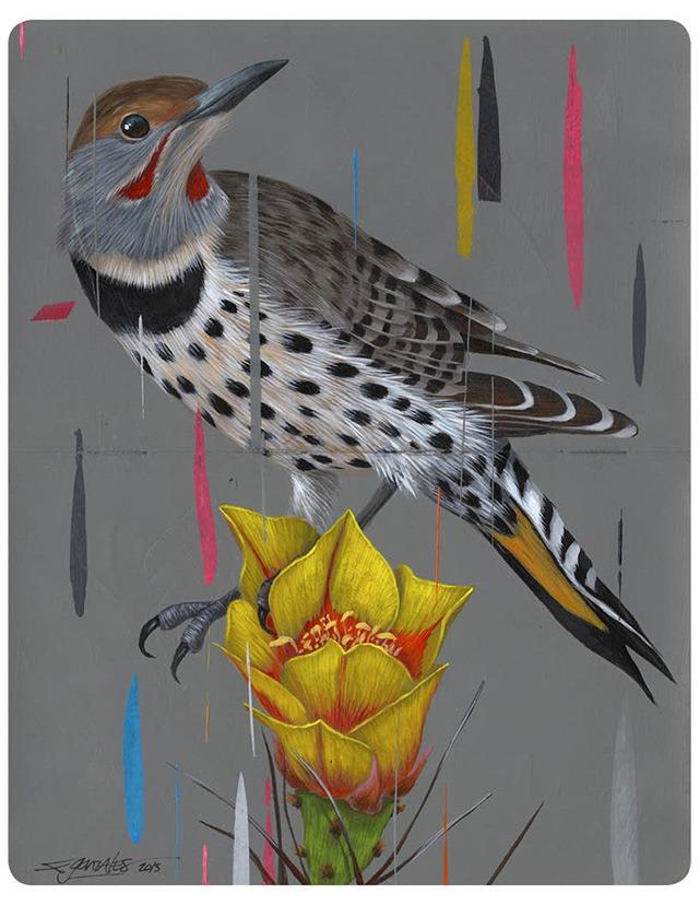 Frank-Gonzales-Moleskine-Artwork