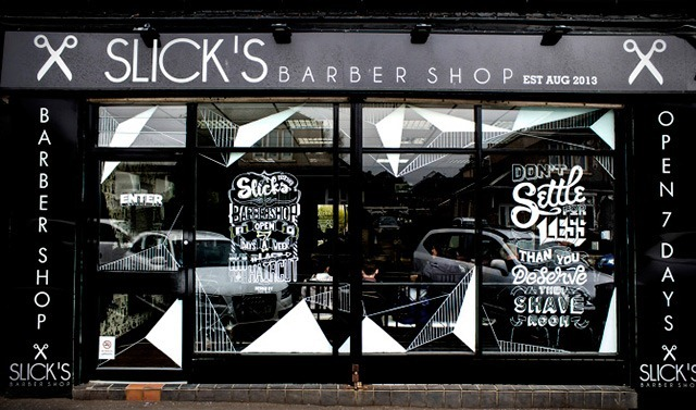 Slick-s-Barbershop-Window-Art-Mural_Typography_Craig_Black-04