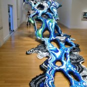 """Alluvion"" - An Amazing Art Installation By Crystal Wagner"