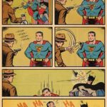 Superman's Antics (Comic)