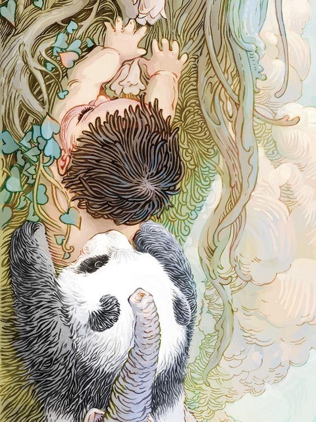 Public Service Illustration for Cleaner Air Zhang Weber 2