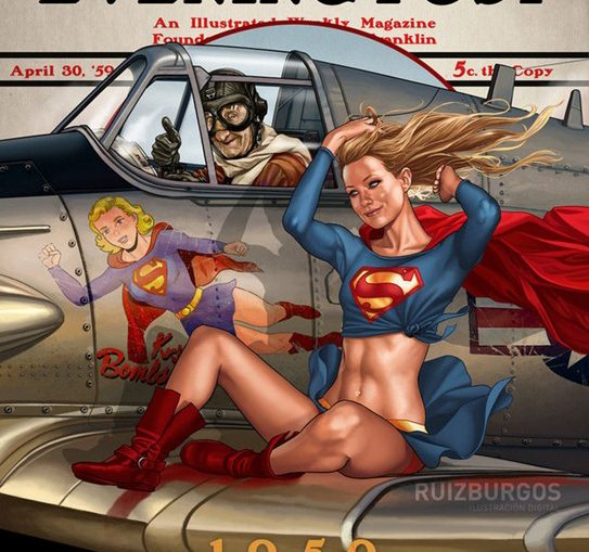 supergirl_1959_by_ruizburgos