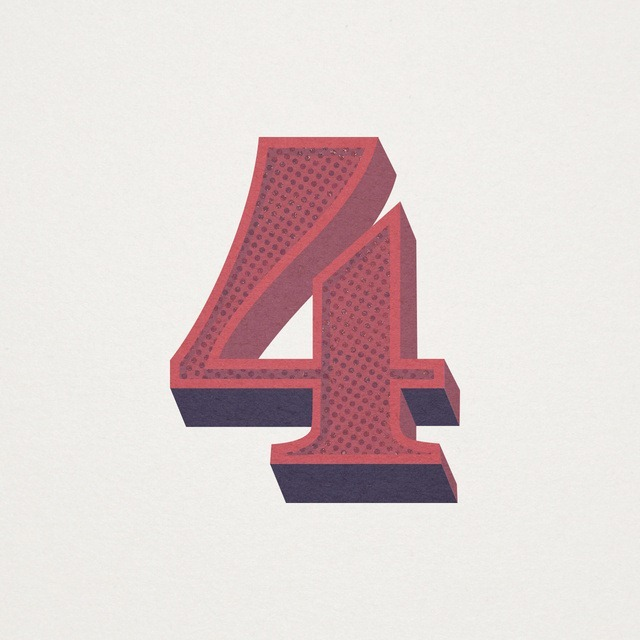 4 - Jesseca Dollano Graphic Design Created For 36 Days of Type Challenge
