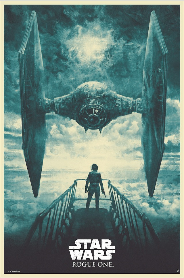 Rogue One by Karl Fitzgerald