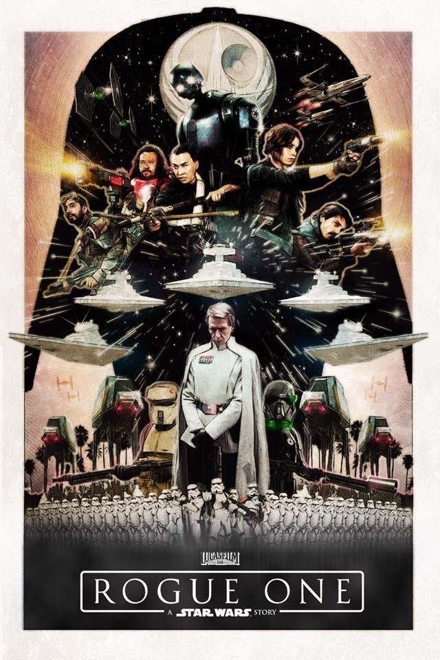 Star Wars Rogue One by CodyOng