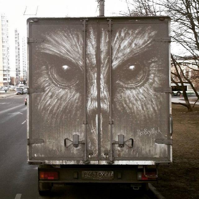 Dirt Art by Nikita Golubev 06