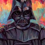 Must See Star Wars 'Dark Side' Portraits by Rich Pellegrino