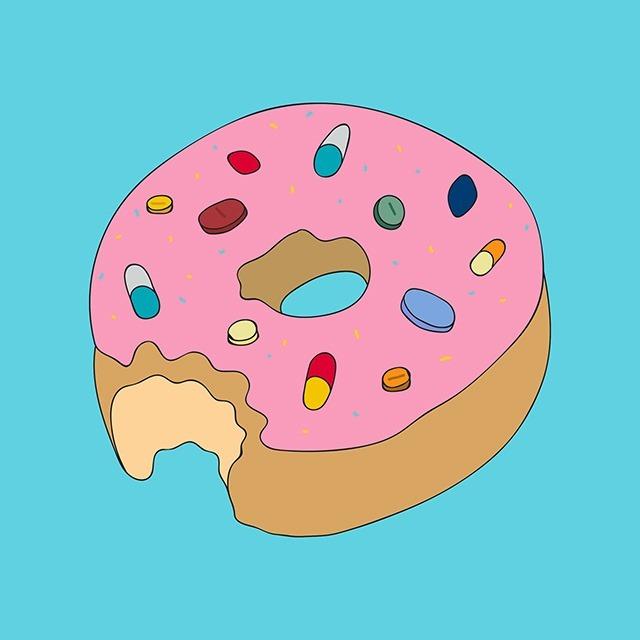 Jasmine Echols Graphic Design Illustrations Dougnut