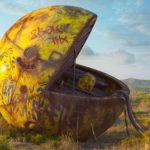 Pop Culture Icons in Dystopia – Digital Art by Filip Hodas
