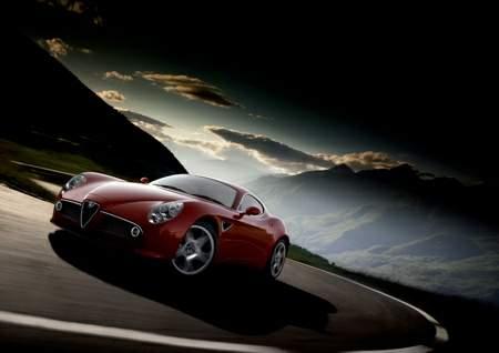 Alfa Romeo 8C Competizione – Promo Video