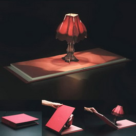 Book Of Lights Lampshade