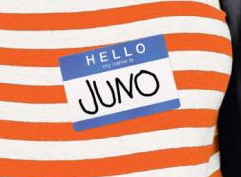 Juno Film Poster
