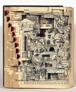 The Incredible Book Art of Brian Detter