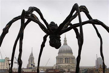 Maman – Giant Spider Sculpture