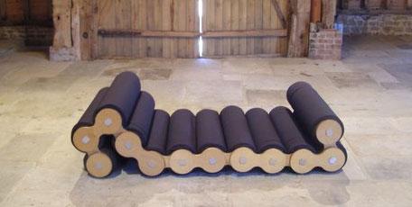 Caterpillar – Shape Shifting Designer Furniture