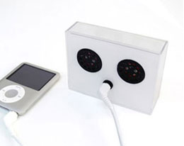 ipod Nano Case Speaker Kit