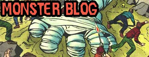 Monster Blog – Retro Comics