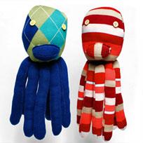Soctopus Plush Toys